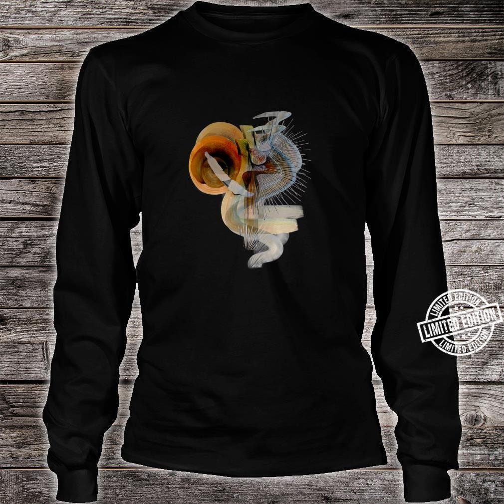Abstract Aesthetic Artistic Art Artsy Shirt long sleeved