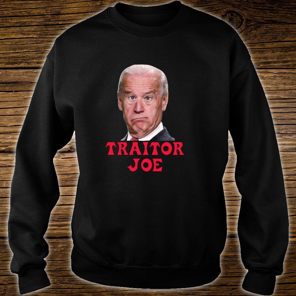 Anti Biden AntiBiden Pro Trump 2024 ProTrump Traitor Joe Shirt sweater