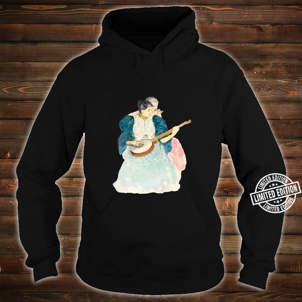 Banjo Ladies Shirt hoodie