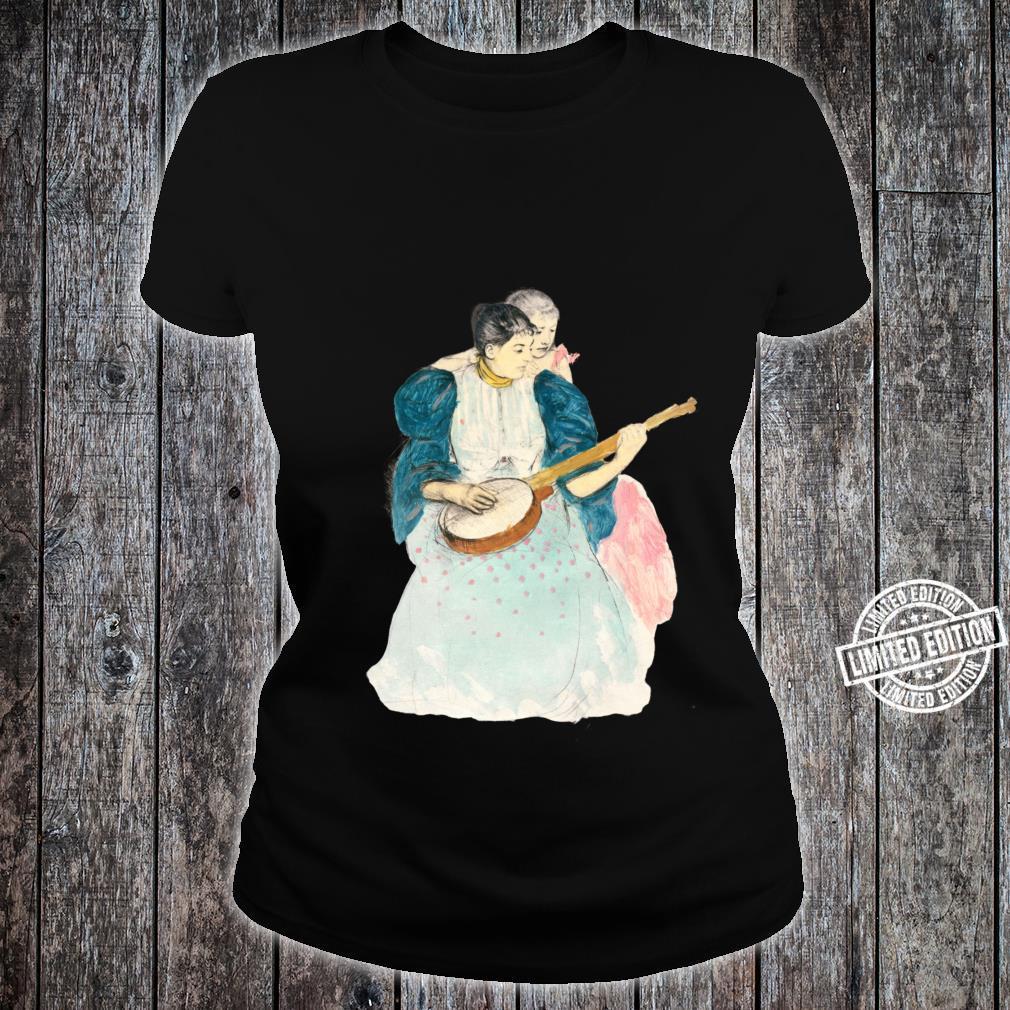 Banjo Ladies Shirt ladies tee