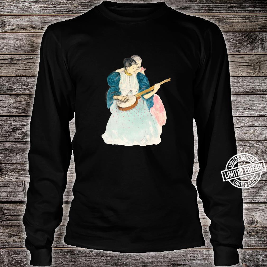 Banjo Ladies Shirt long sleeved