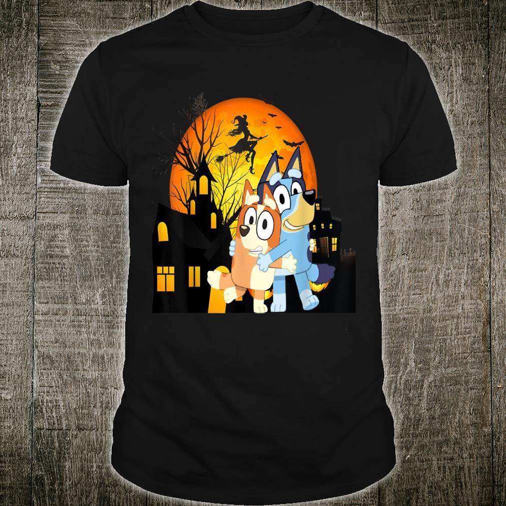 Blueys Halloween Shirt