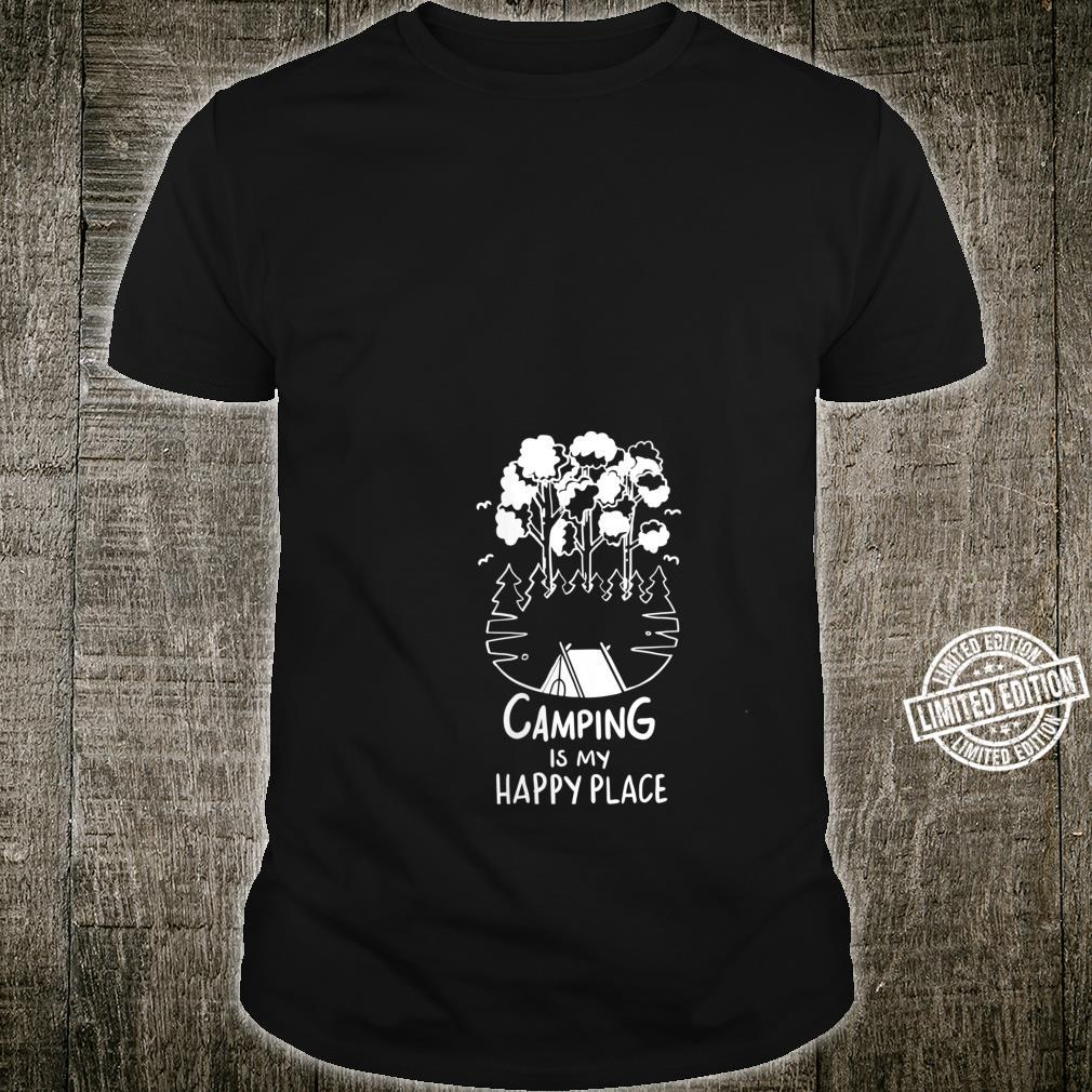 Camping Forest for a Camper, Camping Shirt