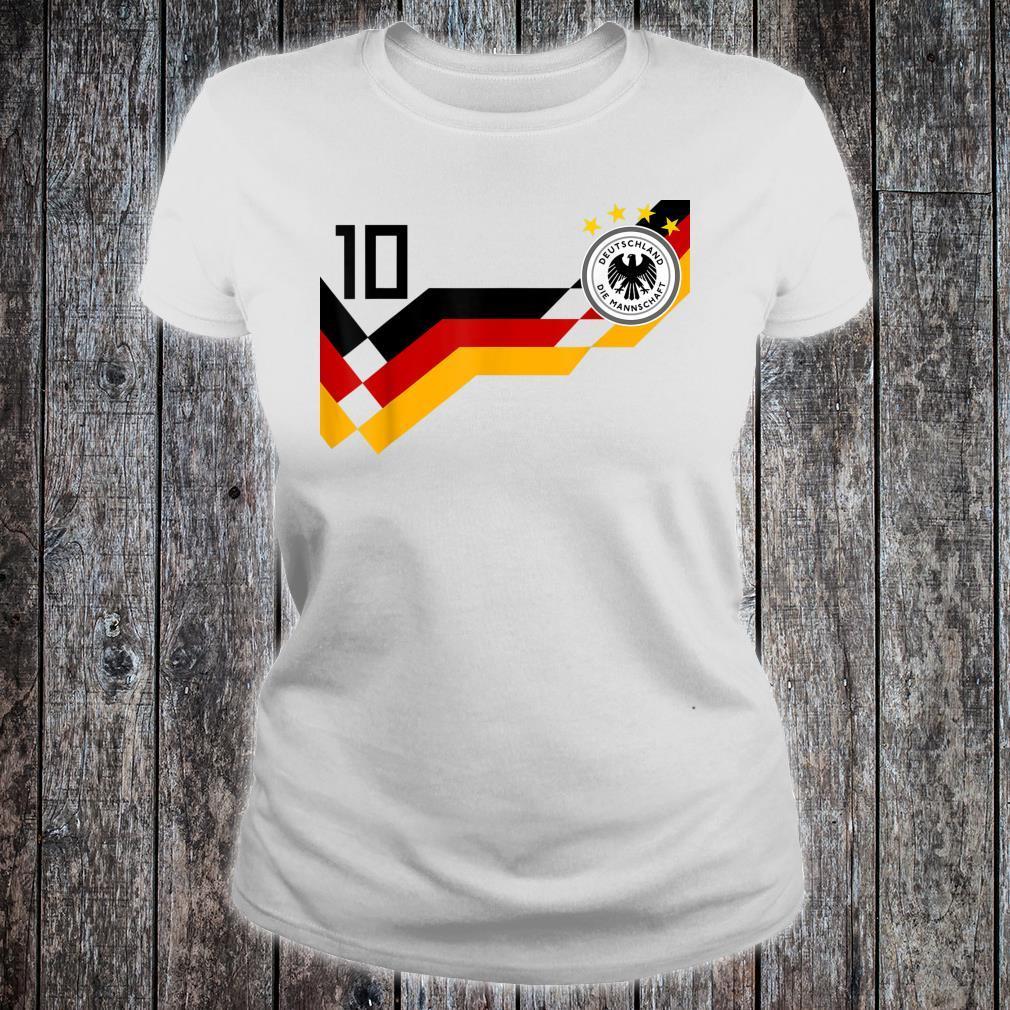 Deutschland Fußball Die Mannschaft Deutschland 4Ever Shirt ladies tee