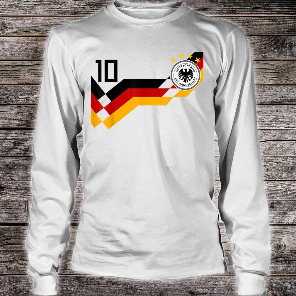 Deutschland Fußball Die Mannschaft Deutschland 4Ever Shirt long sleeved