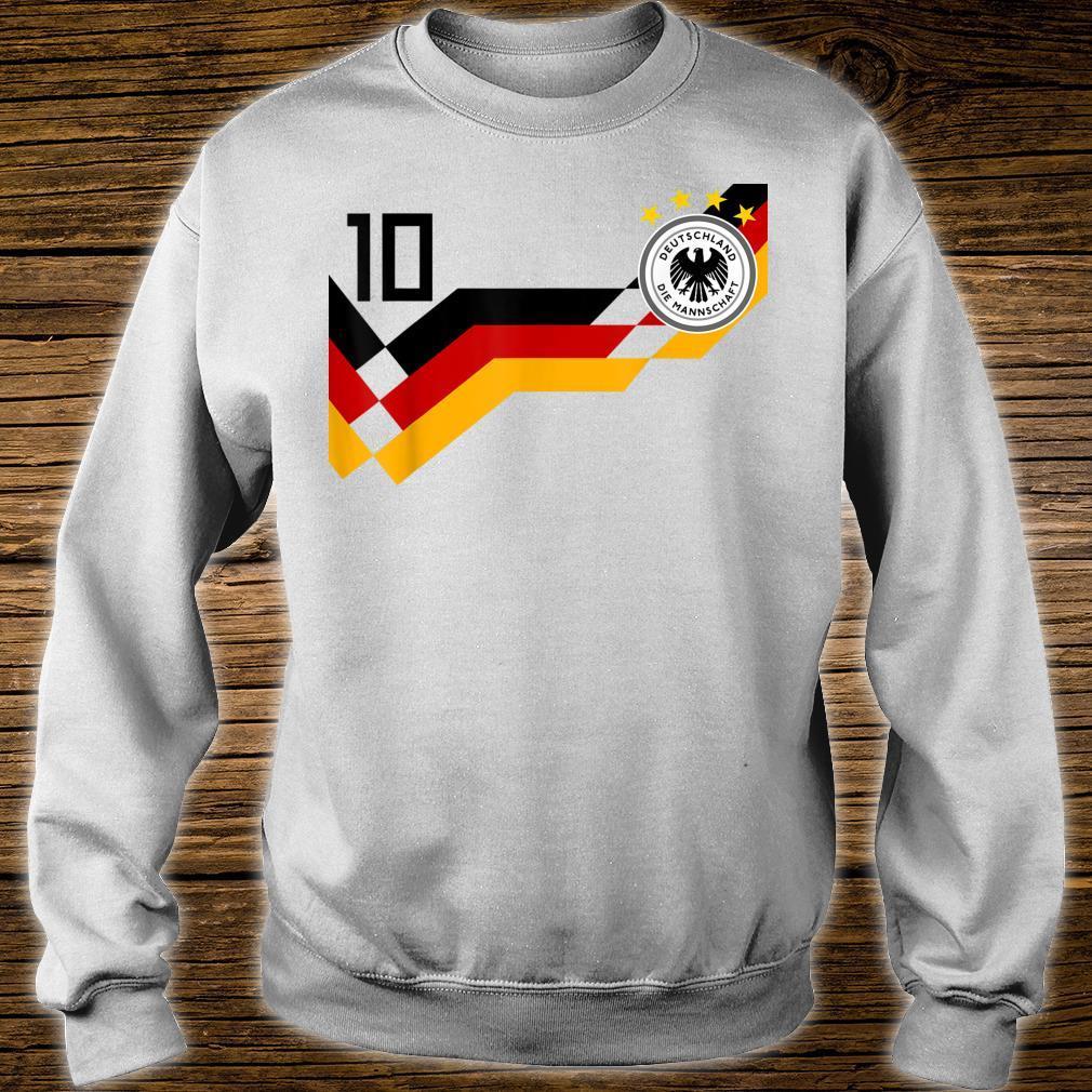 Deutschland Fußball Die Mannschaft Deutschland 4Ever Shirt sweater