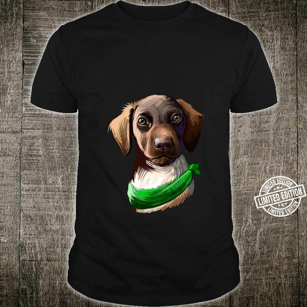 Dogs 365 Cute German Shorthaired Pointer Dog Animal Shirt