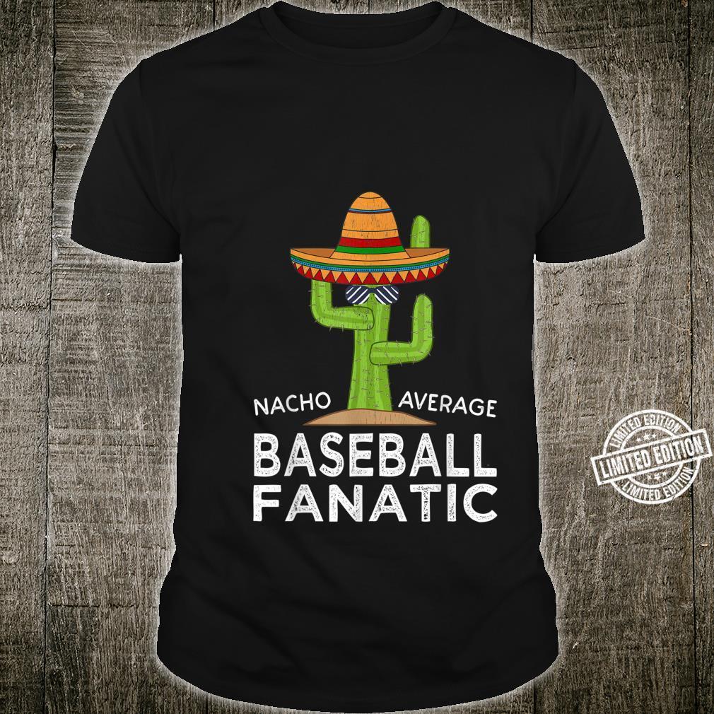 Fun Baseball Fanatic Humor Meme Baseball Shirt