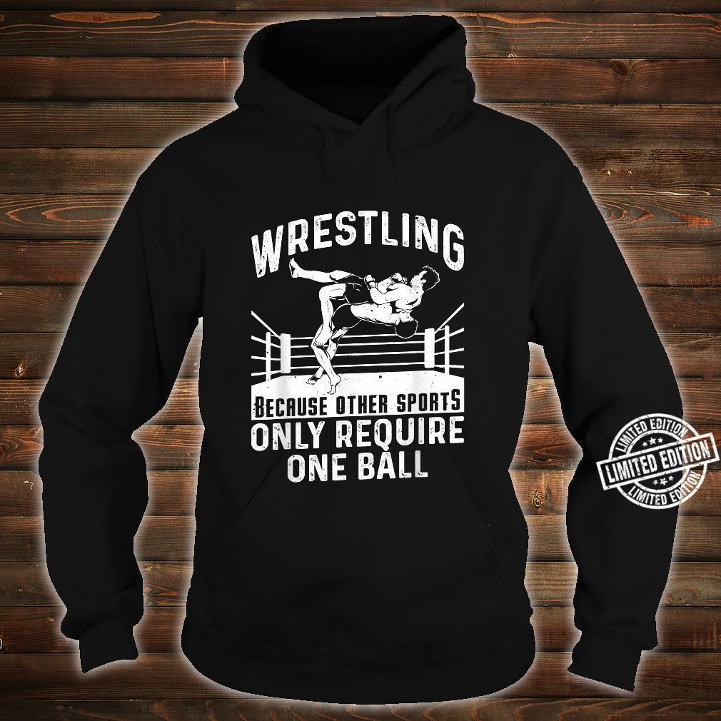 Funny Wrestling Extreme Wrestler Sport Shirt hoodie
