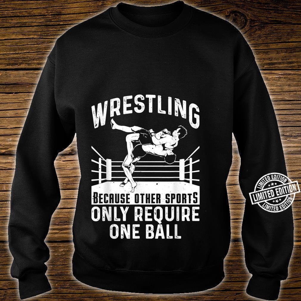Funny Wrestling Extreme Wrestler Sport Shirt sweater