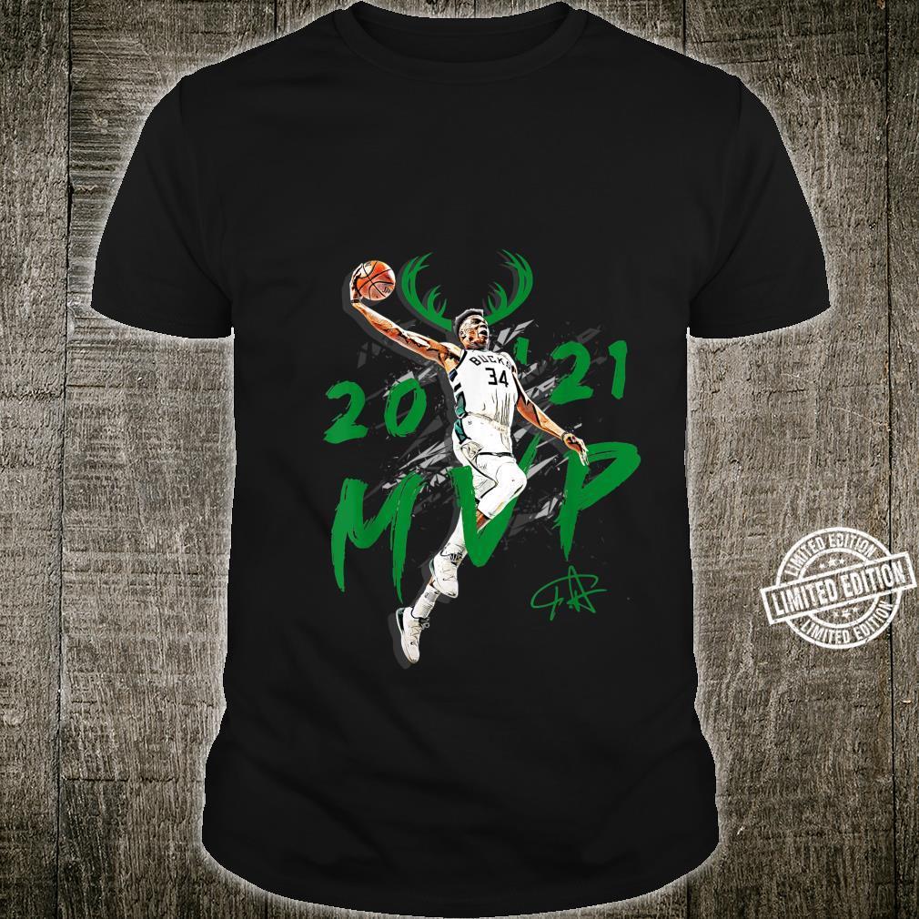 GREEK FR34K Basketball 2021 Final MVP Freak Greek signature Shirt