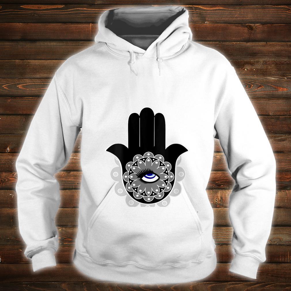Hamsa Eye Roll Evil Eye Shirt hoodie