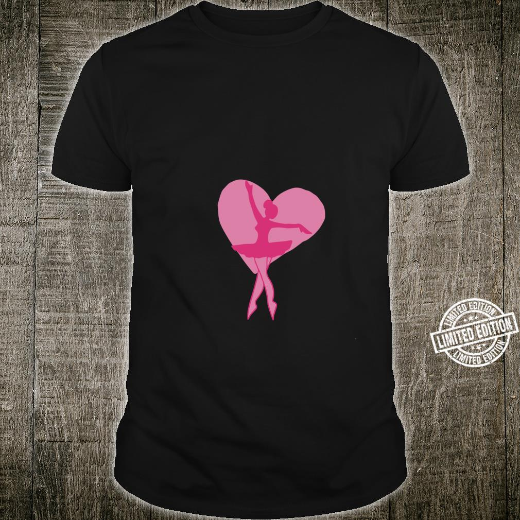 I love Ballet Shirt