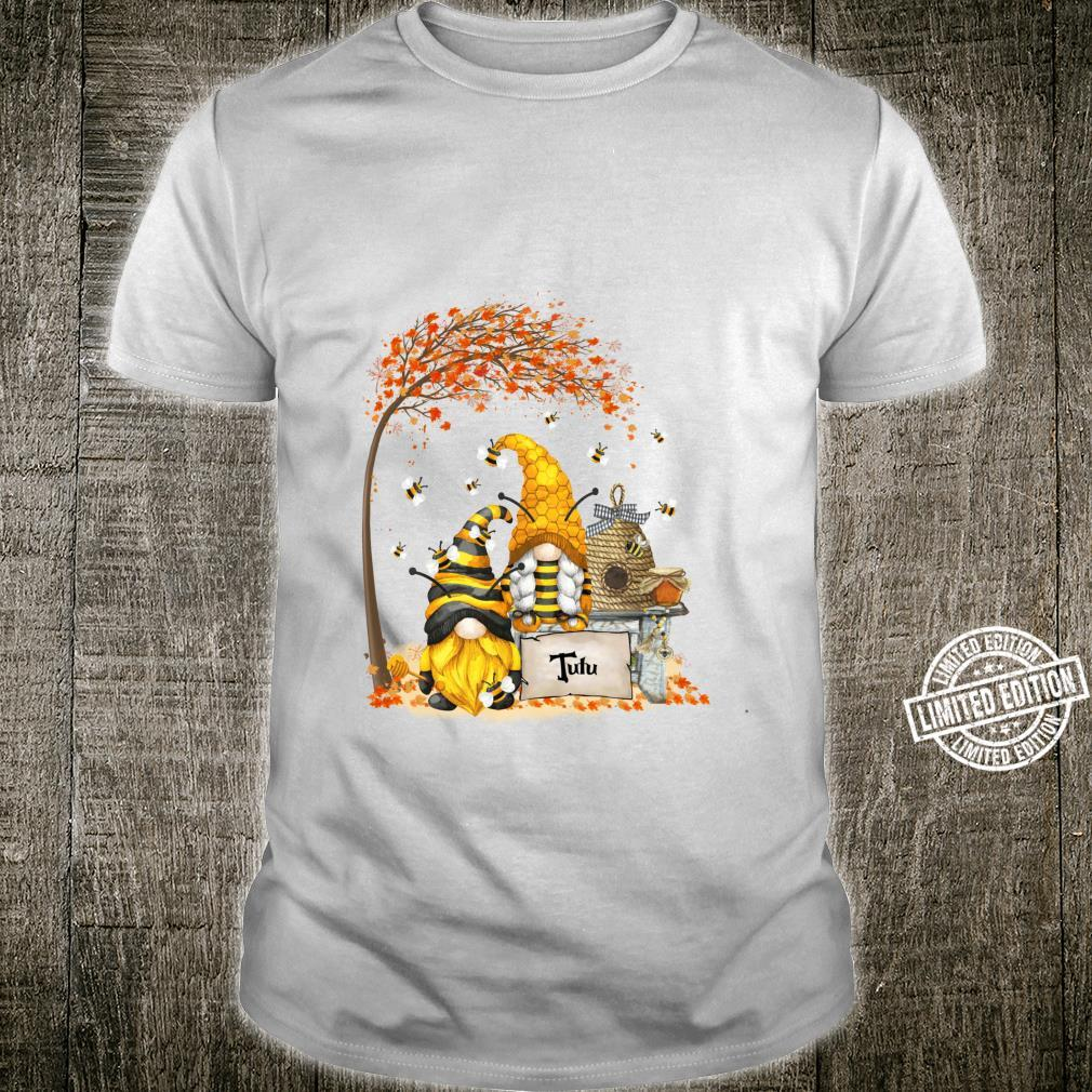 It's The Most Wonderful Time Of The Year Bee Gnomes Autumn Shirt