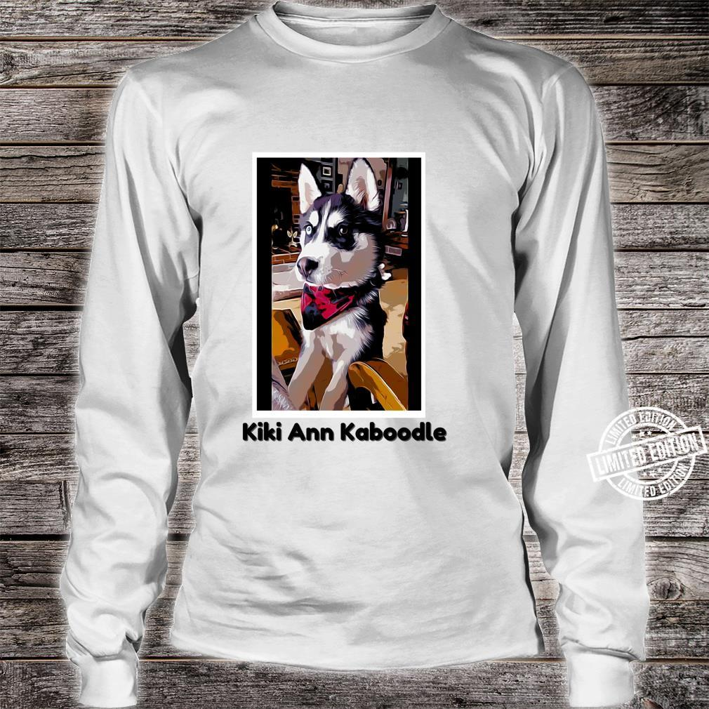 Kiki Ann Kaboodle Shirt long sleeved