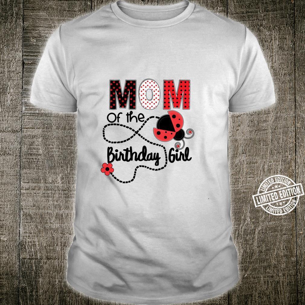 Ladybug Birthday Matching Shirt