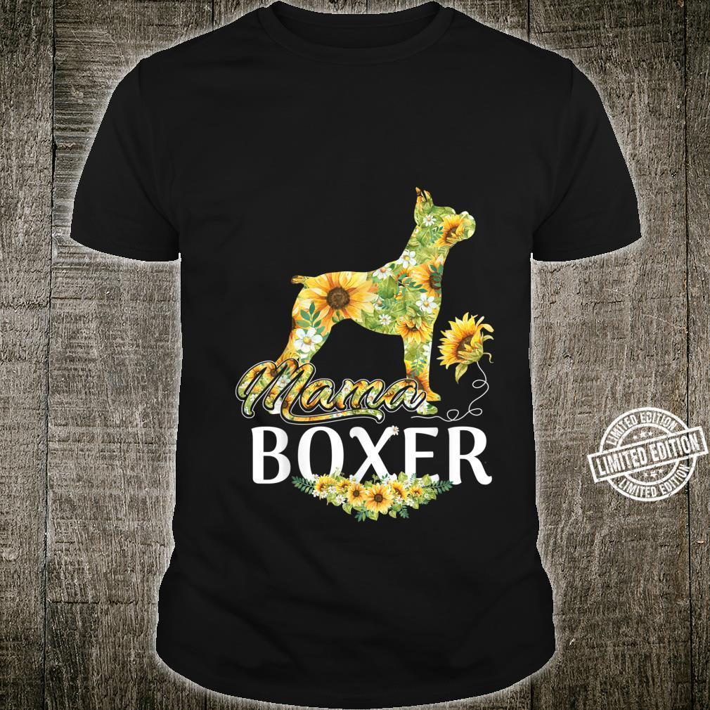 Mama Boxer Shirt