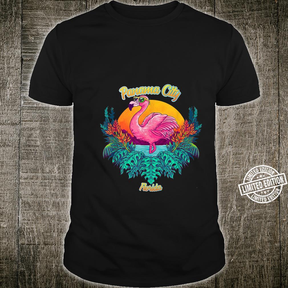 Panama City Souvenir Florida Reminder Shirt