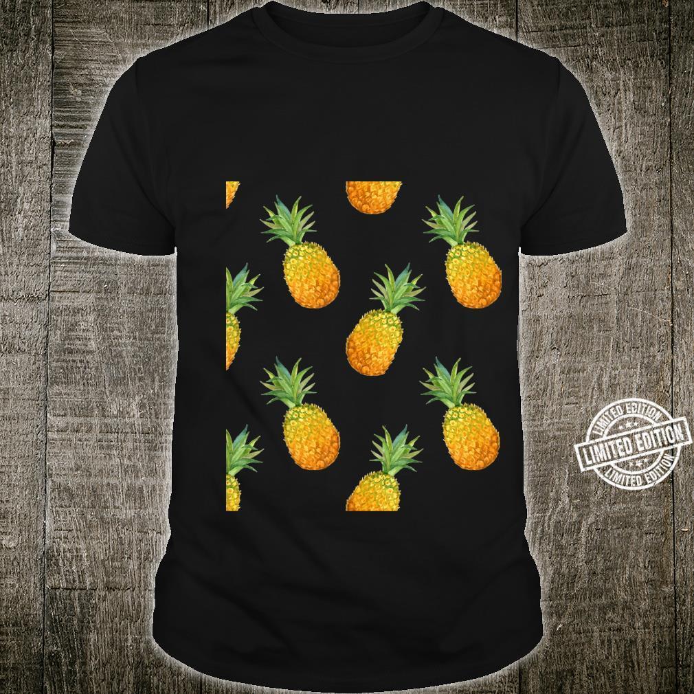 Pineapple Watercolors Shirt