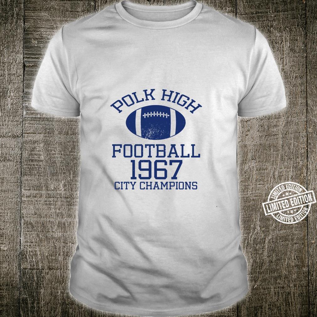 Polk High School Panthers #33 City Champions Shirt