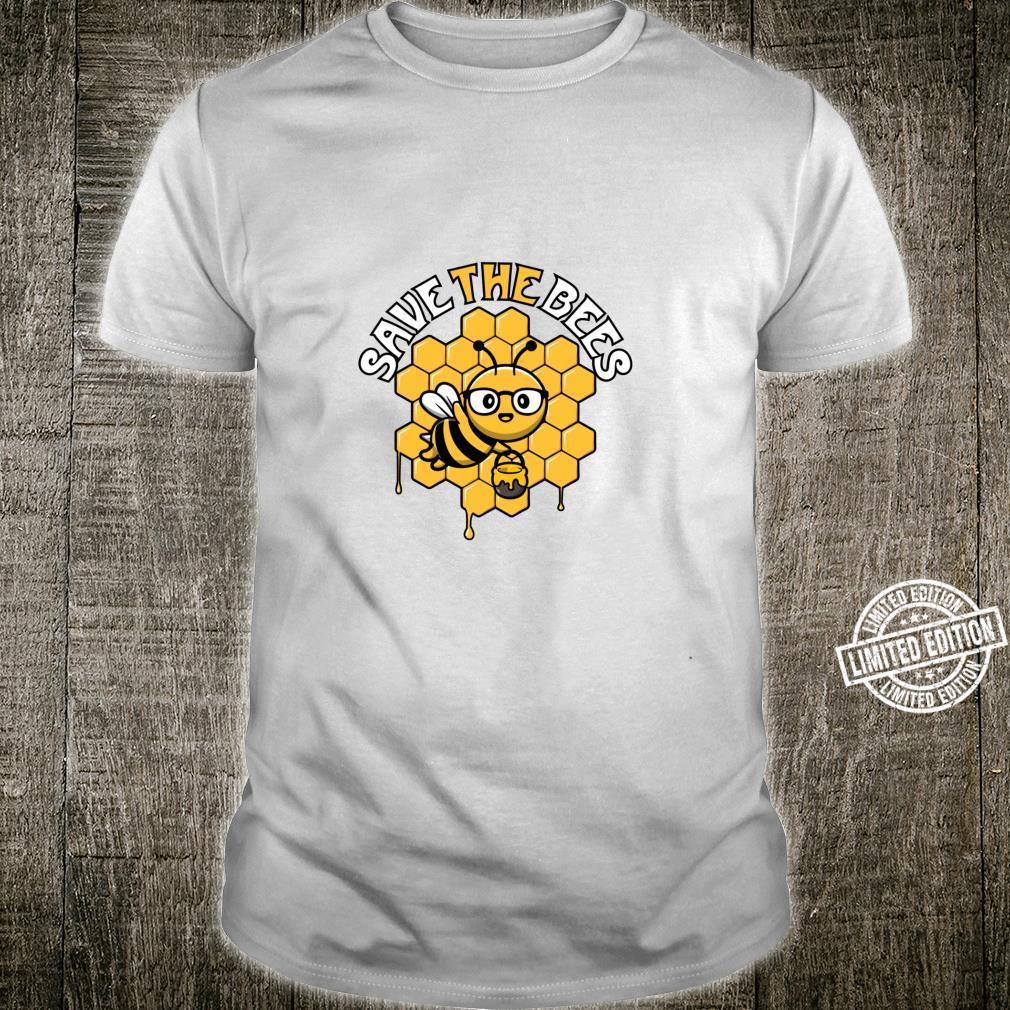 Rettet die Bienen Tag der Erde Umwelt Klimawandel Shirt