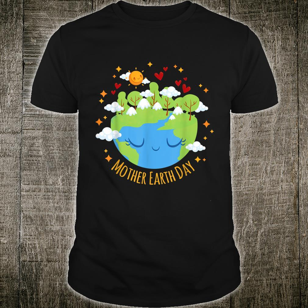 Save the Planet World Mother Earth Day Shirt