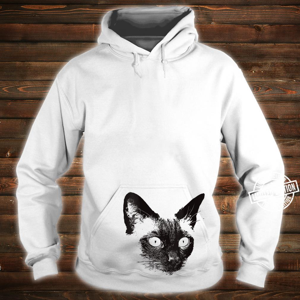 Siamese Cat for Meezer Owners Shirt hoodie