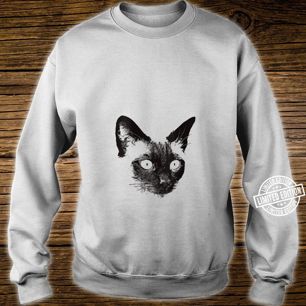 Siamese Cat for Meezer Owners Shirt sweater