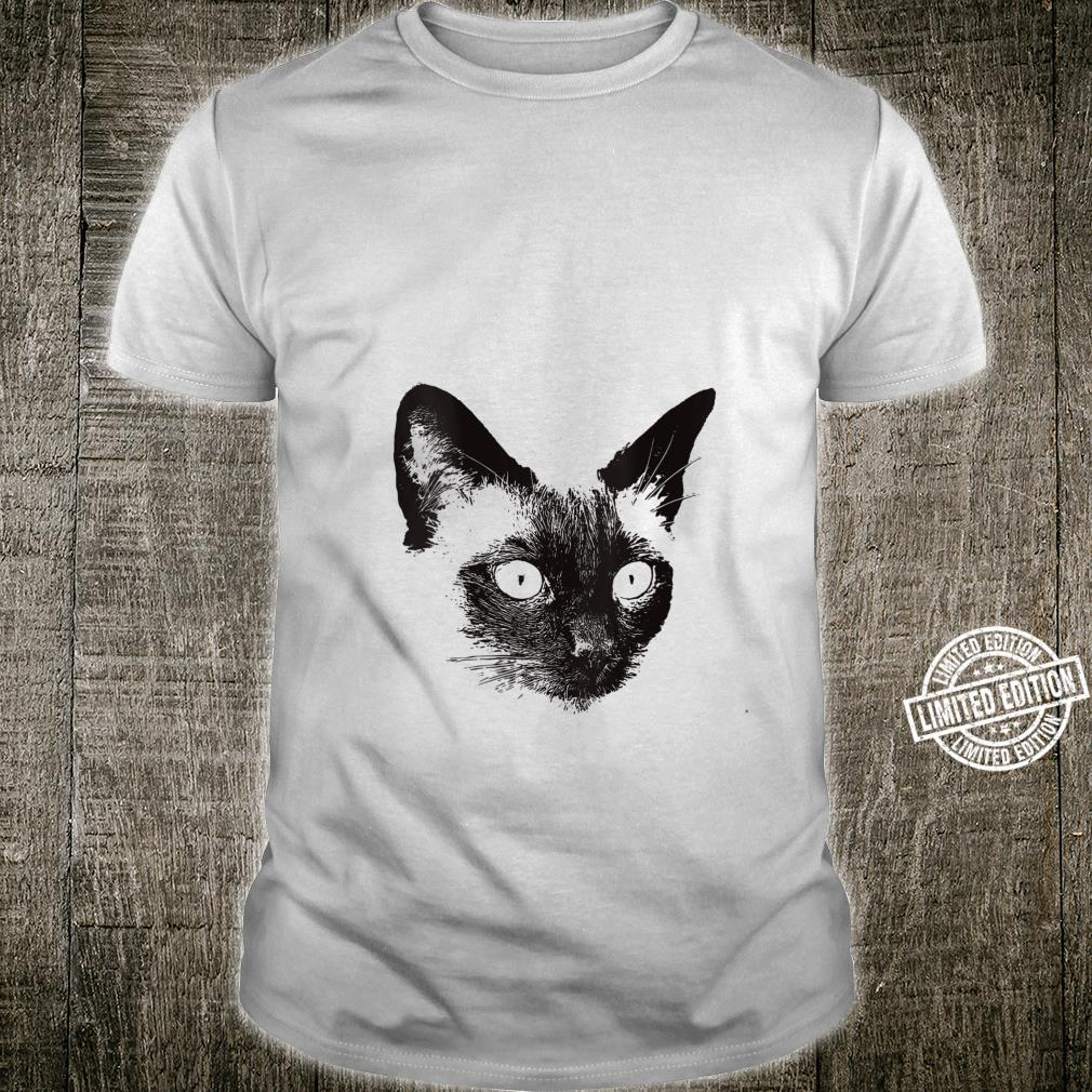 Siamese Cat for Meezer Owners Shirt
