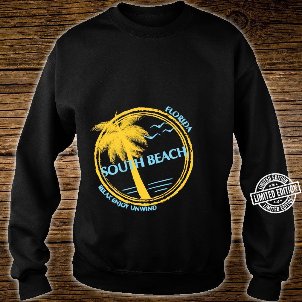 South Beach Florida Souvenir For Spring Break Shirt sweater