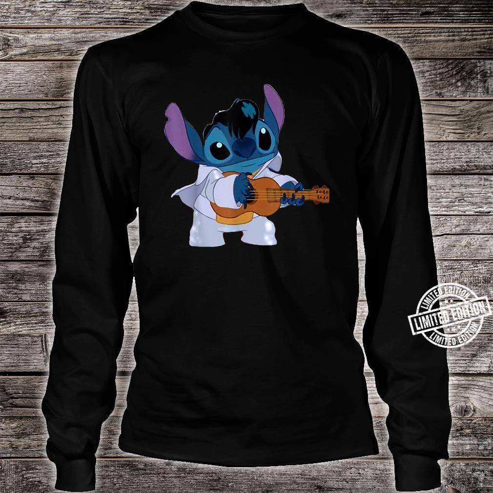 Stitch Elvisy Shirt long sleeved