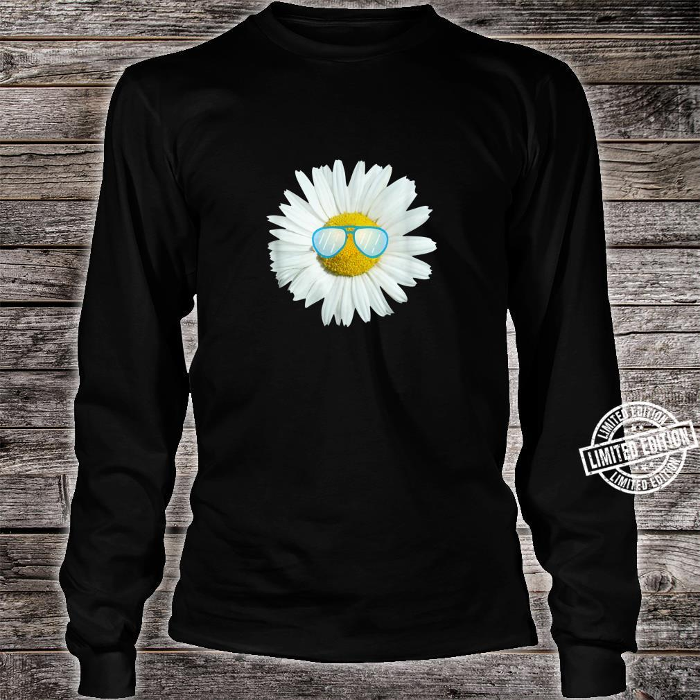 Sunflower Face Shirt long sleeved