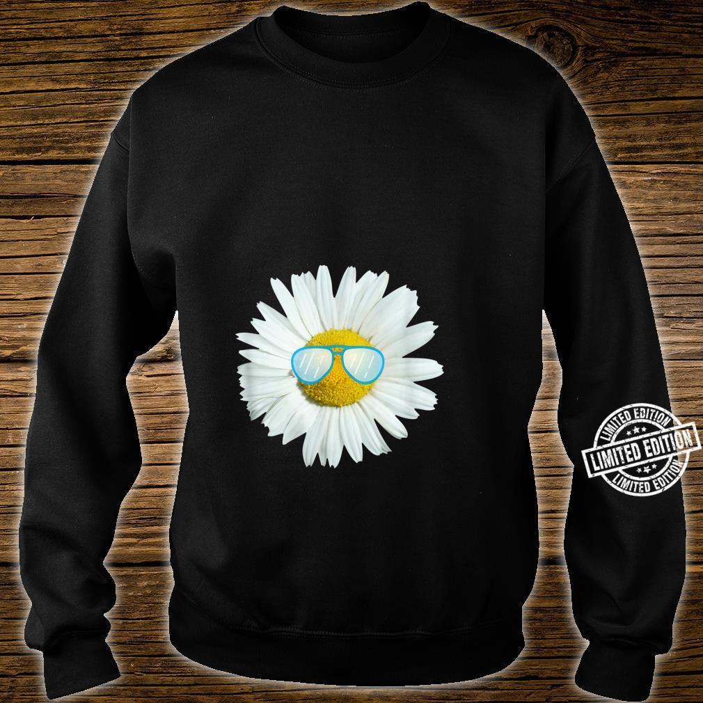 Sunflower Face Shirt sweater