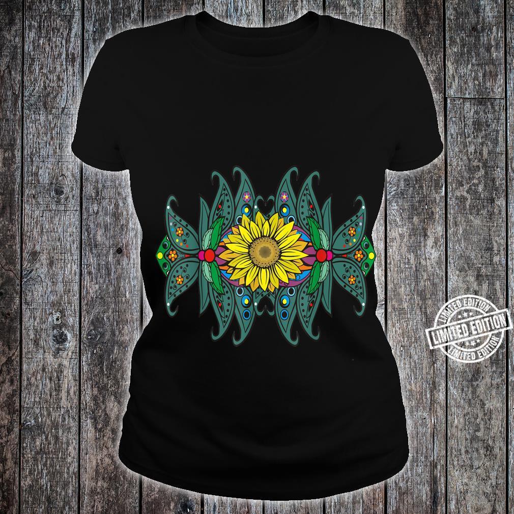 Sunflower Shirt ladies tee