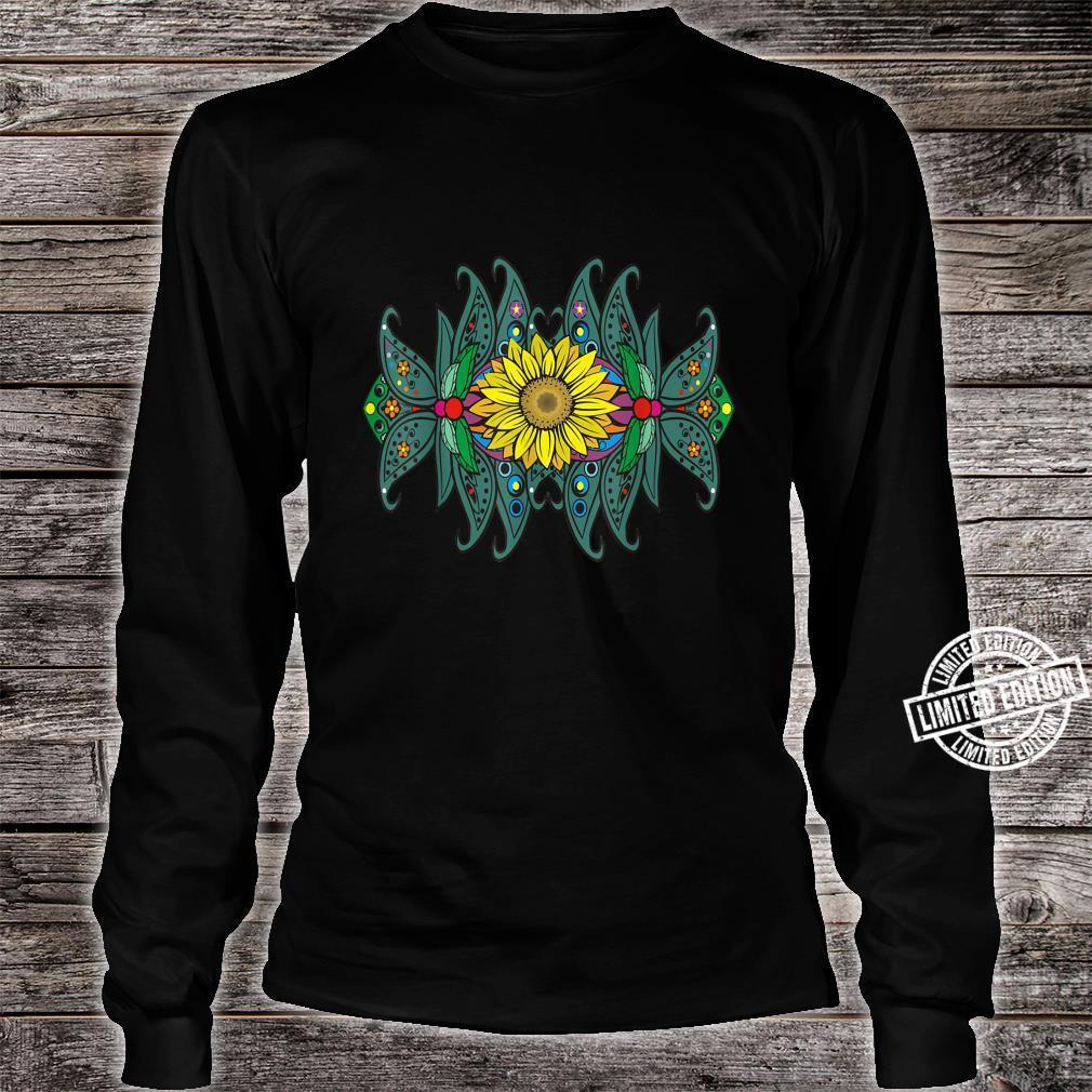 Sunflower Shirt long sleeved