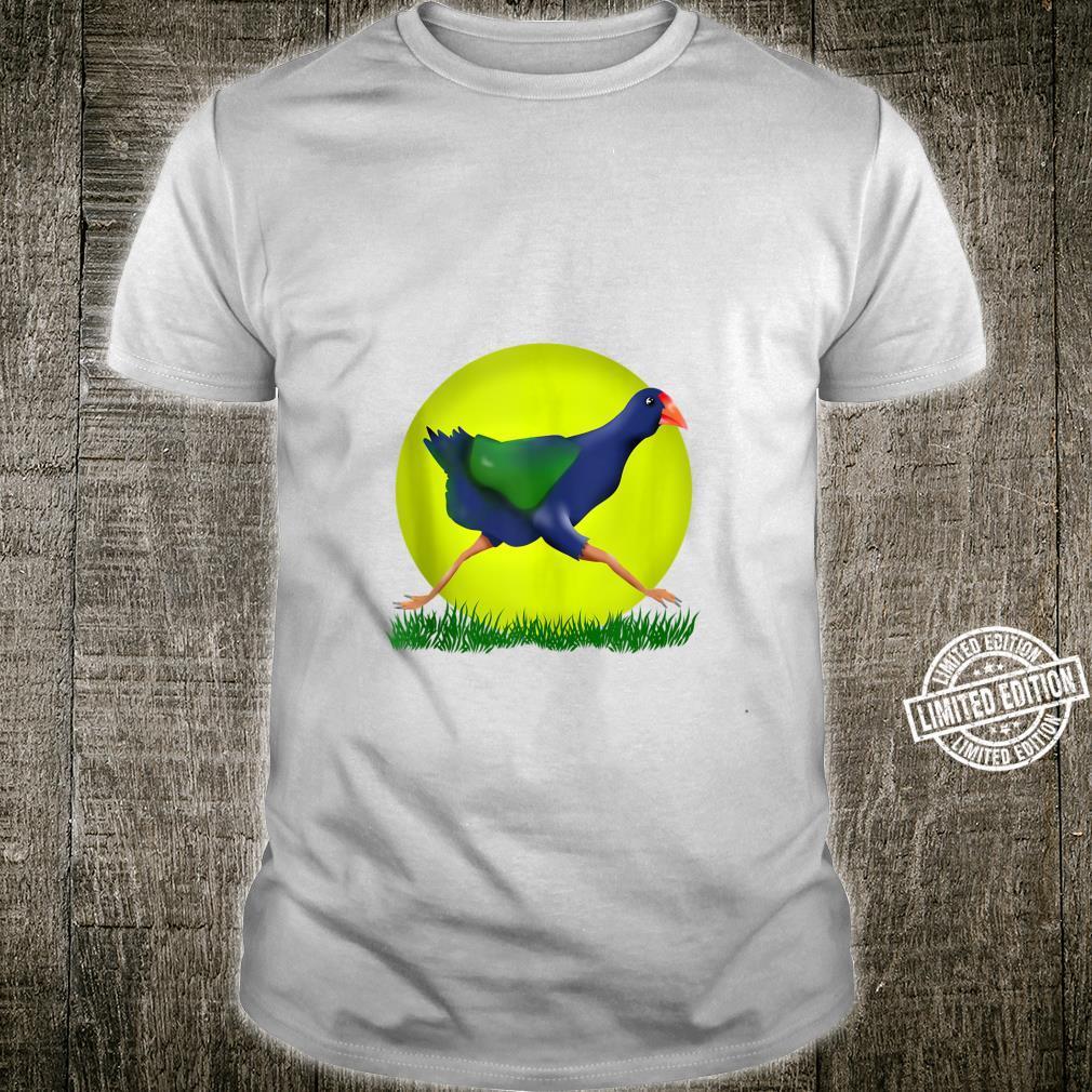 Takahe NZ Bird Shirt