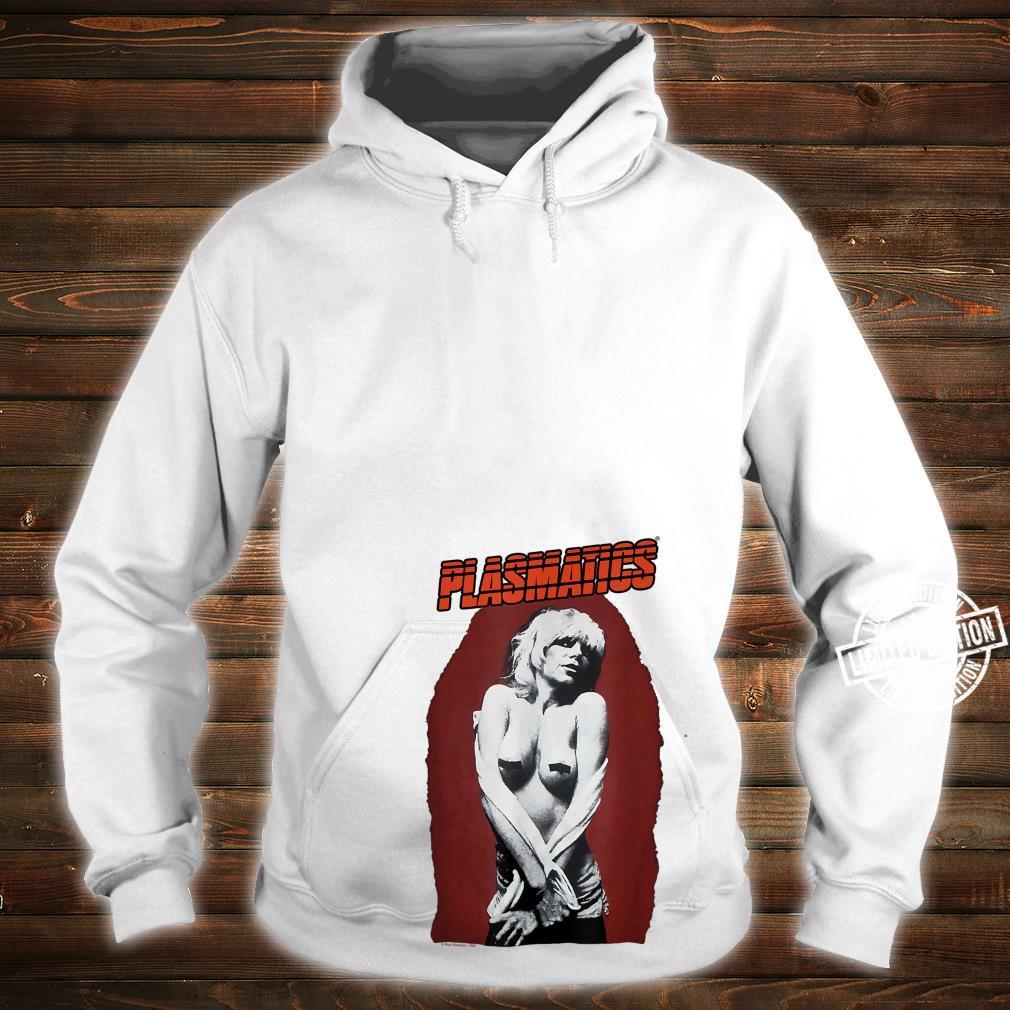 The Plasmatics Shy Wendy Shirt hoodie
