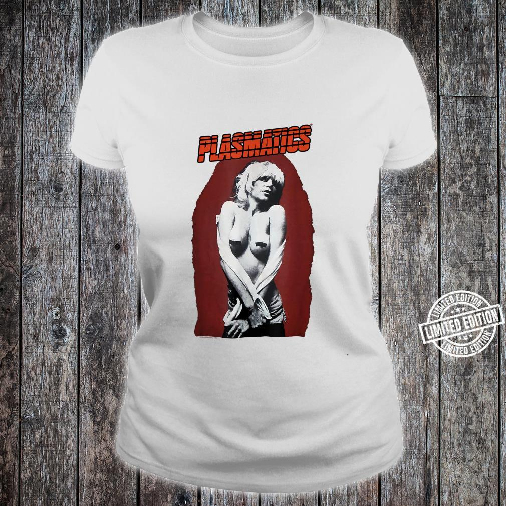 The Plasmatics Shy Wendy Shirt ladies tee