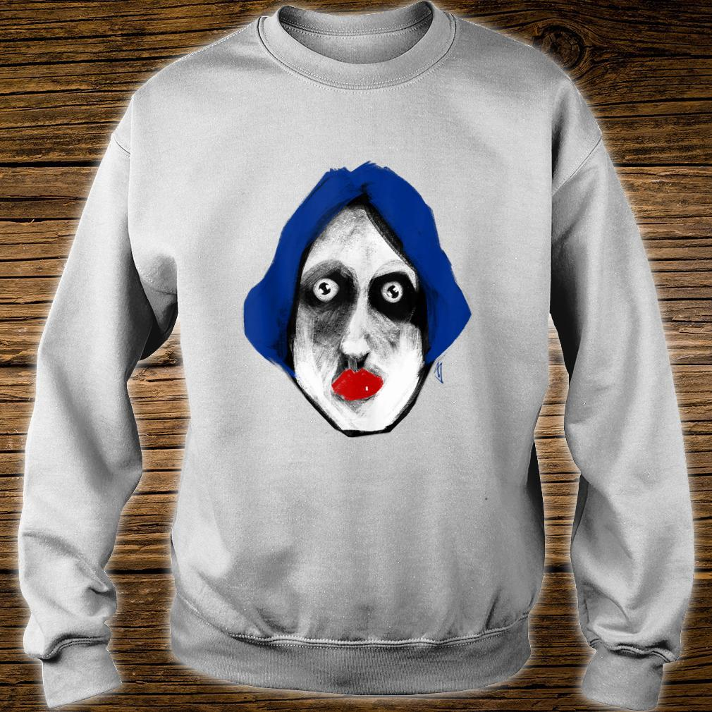 The Red Lips Shirt sweater