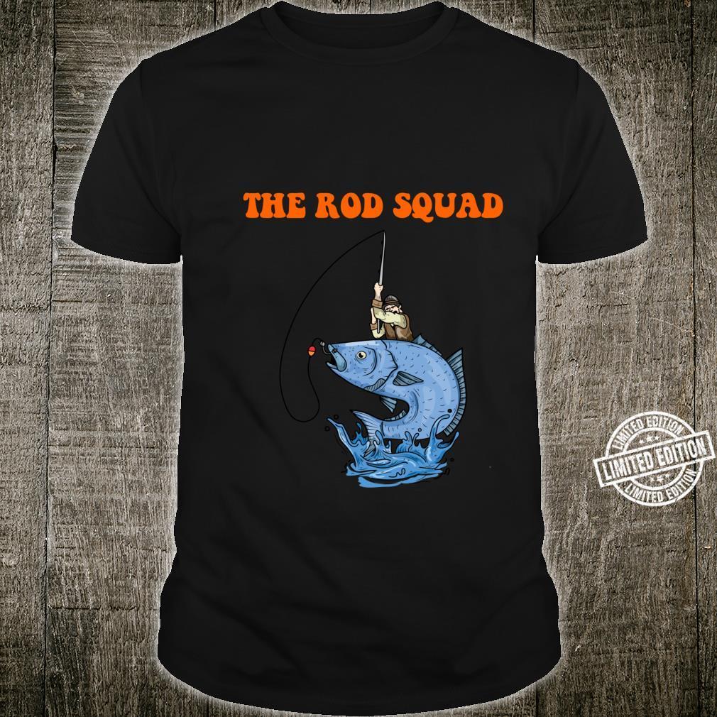 The Rod Squad Fishing Team Shirt