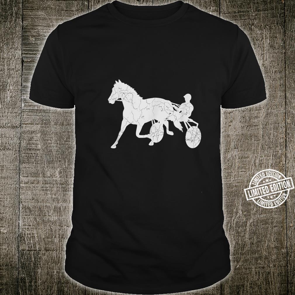Trabrennen Pferderennen Traber Shirt