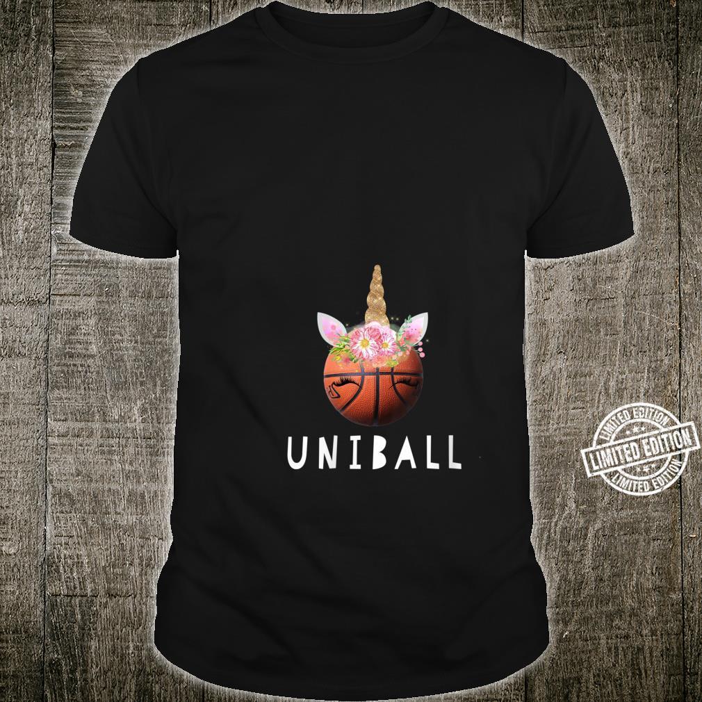 Uniball Basketball Unicorn Team Shirt