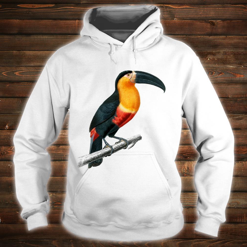 Vintage Toucan Animal Art Charles Dessalines D'orbigny Shirt hoodie