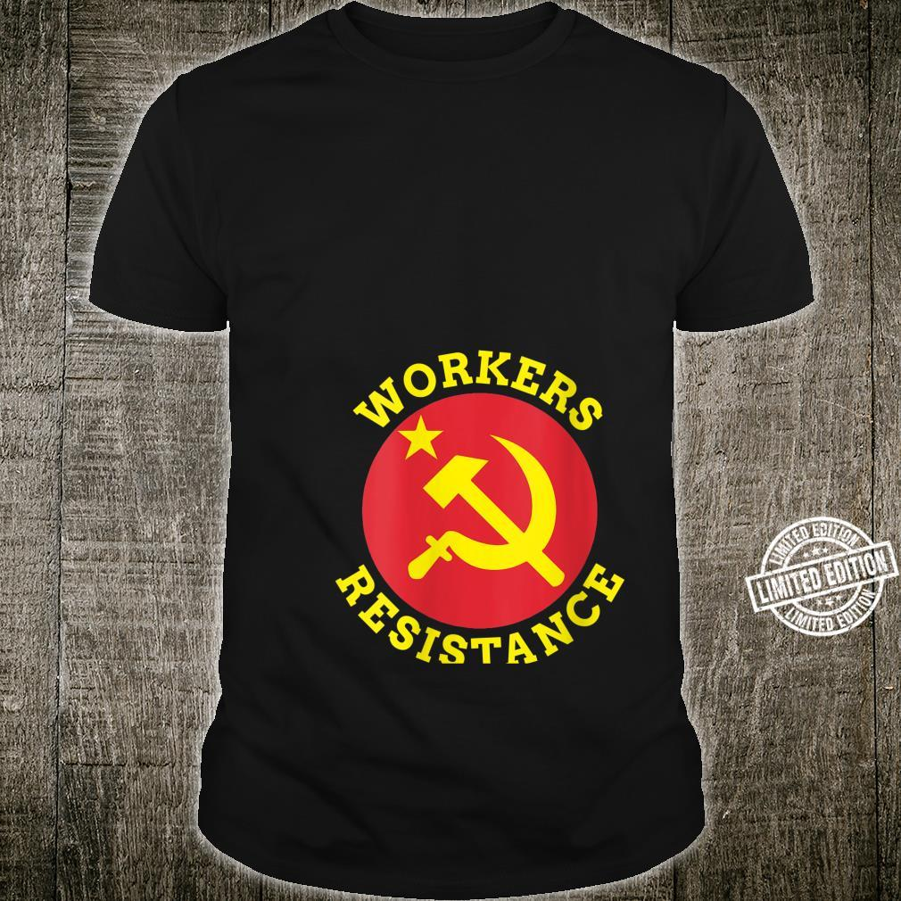 Workers Resistance Shirt