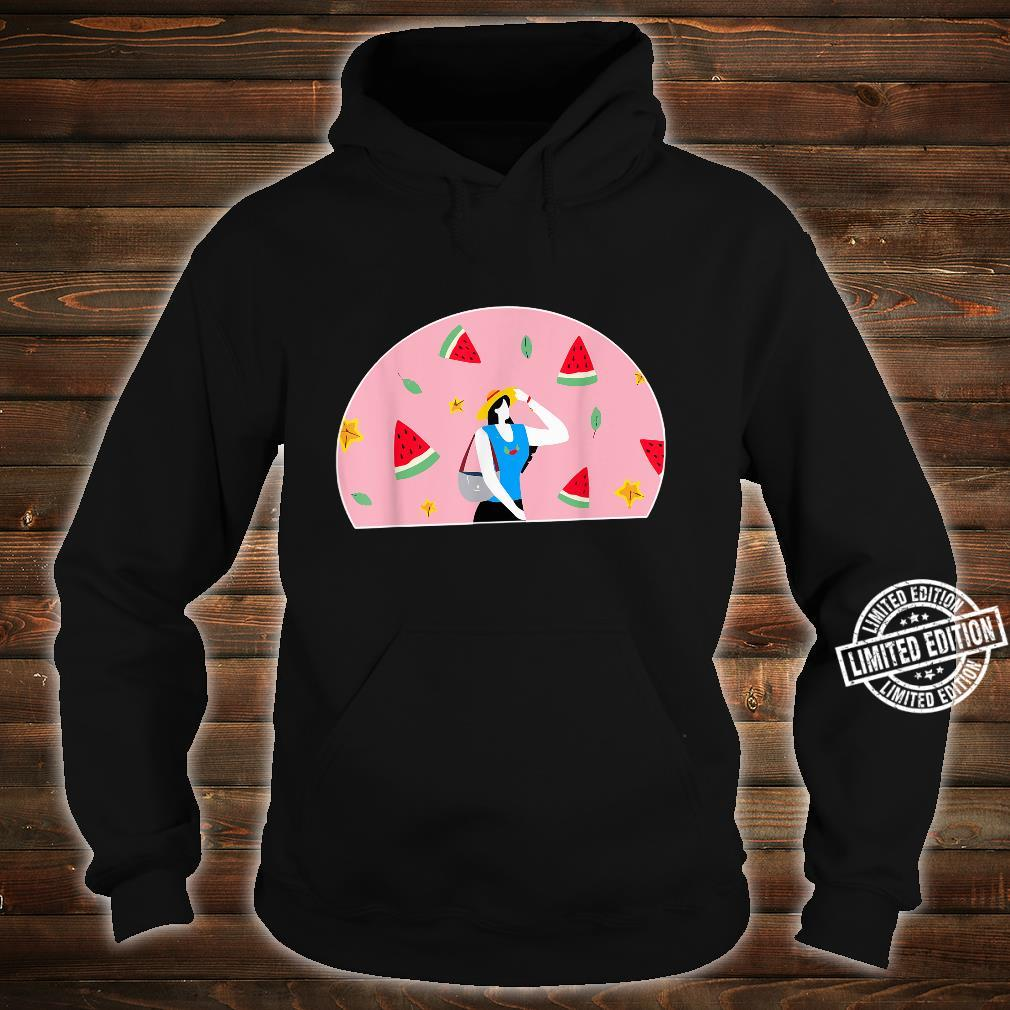 with Watermelon Shirt hoodie
