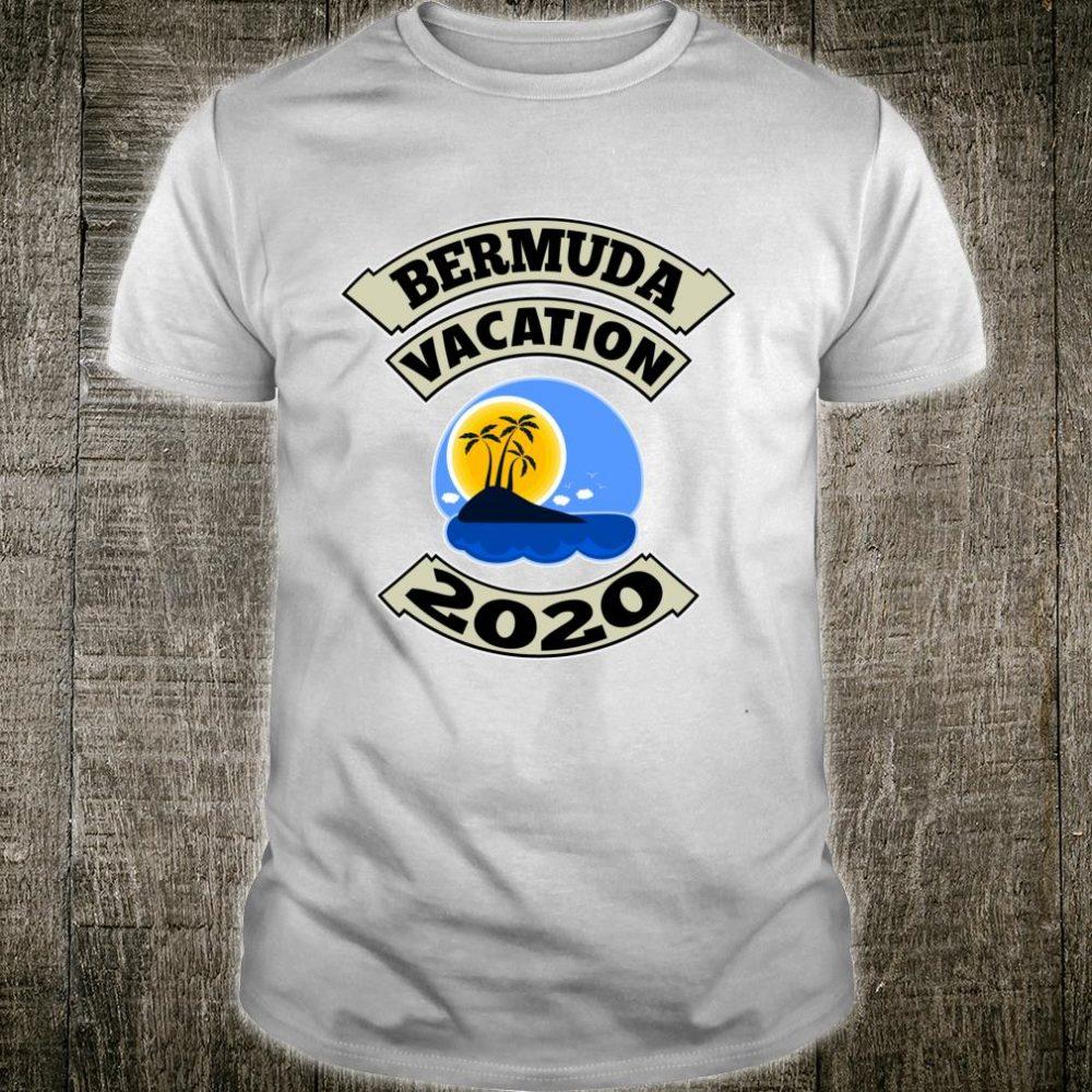2020 BERMUDA Matching Vacation BERMUDA Family Shirt
