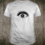 All in a Reflection Creep Eye Shirt