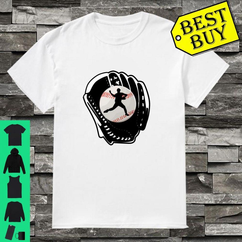 Baseball Pitcher shirt