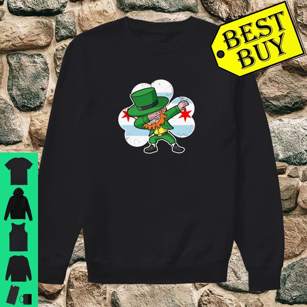 Chicago Irish Dabbing Leprechaun St Patricks Day Shirt sweater