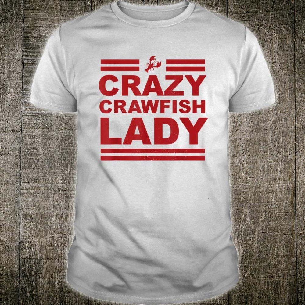 Crawfish Lady Boil Festival Shirt
